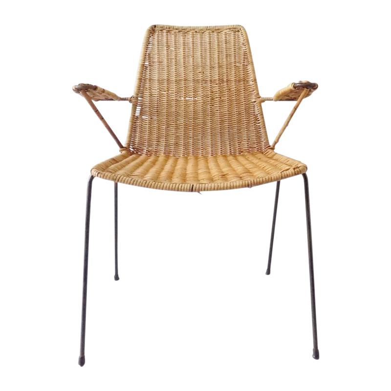 Gian Franco Legler Basket Chair