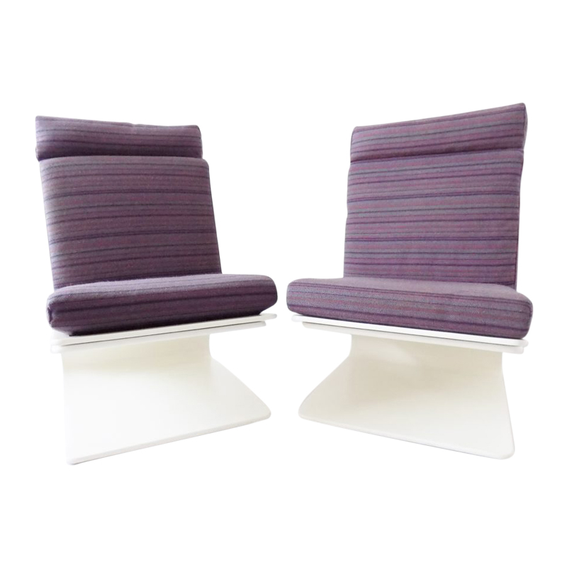 COR Lounge Chair by Peter Ghyczy -Pair-