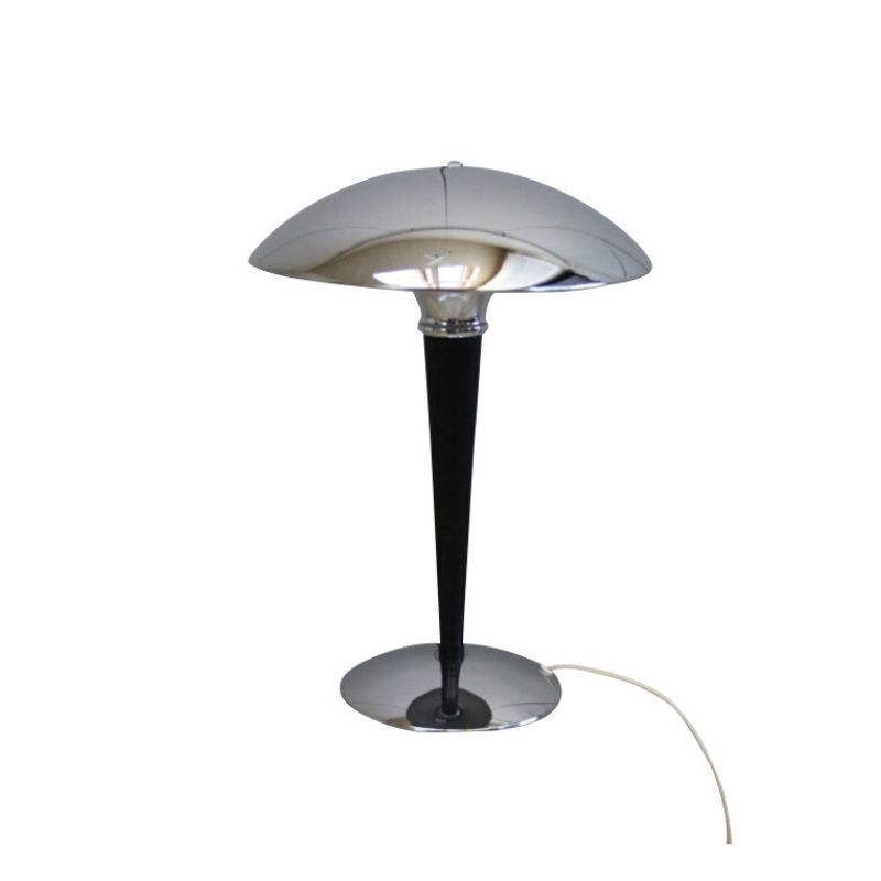Vintage table lamp in art deco style – Sweden 1970's