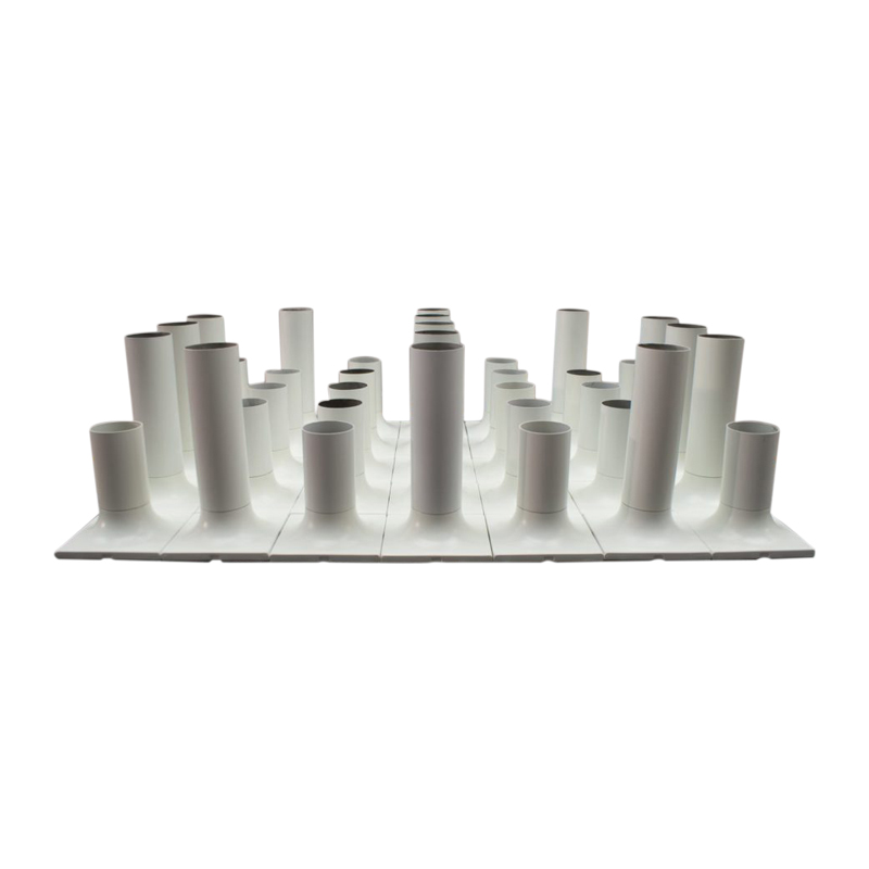 Set of 101 Ceiling or Wall Lamps by Rolf Krüger for Staff, 1960s