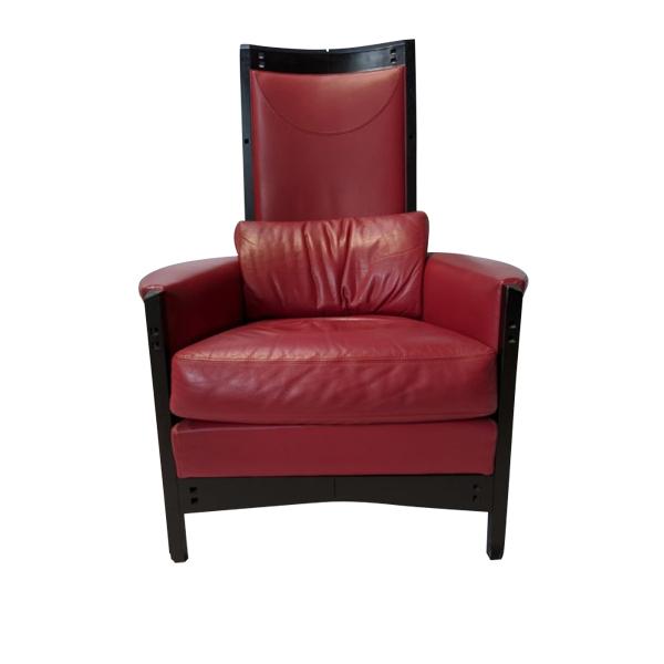 Giorgetti High back lounge chair