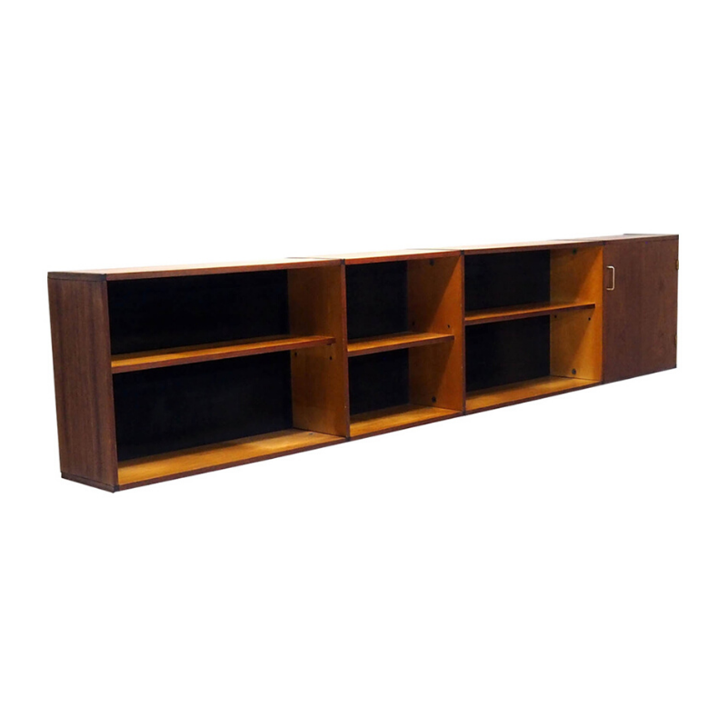 Rare 1950's floating sideboard by Cees Braakman for Pastoe