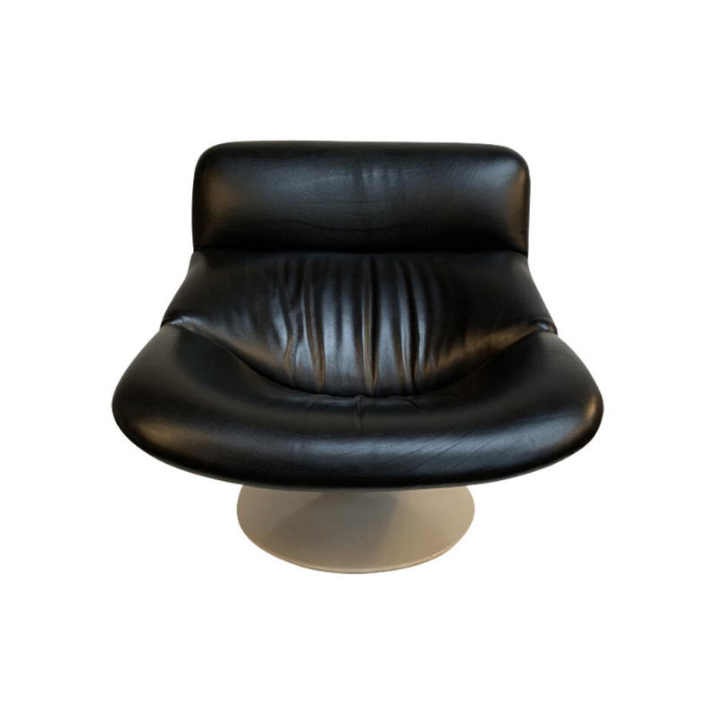 Rotating lounge chair F518 by Geoffrey Harcourt for Artifort – 1960s
