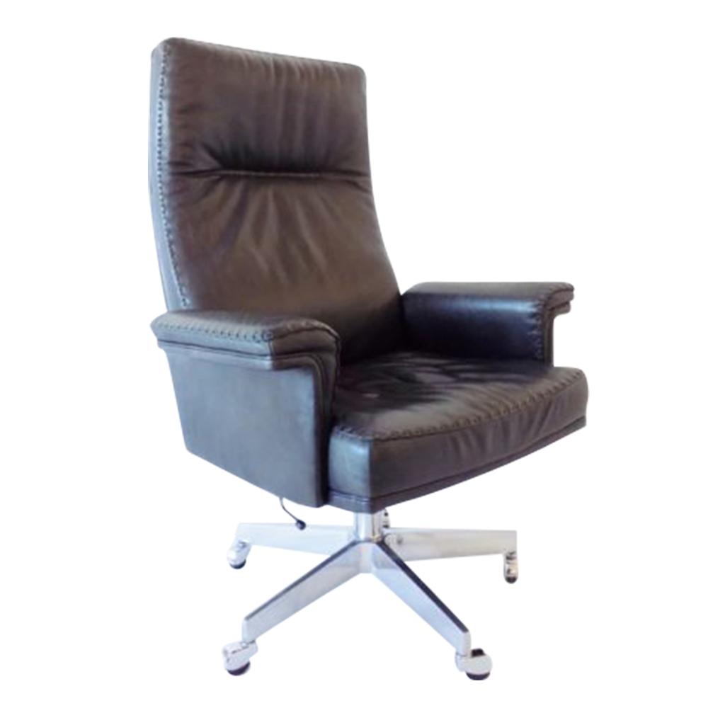 De Sede DS 35 leather office chair 60s
