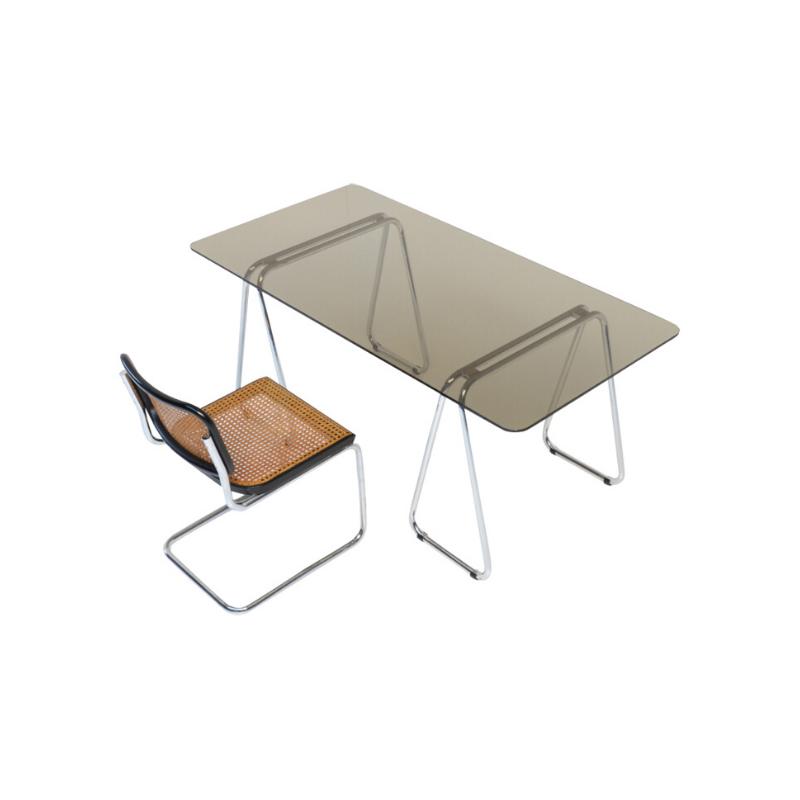 Bauhaus Desk by Marcel Breuer for Gavina