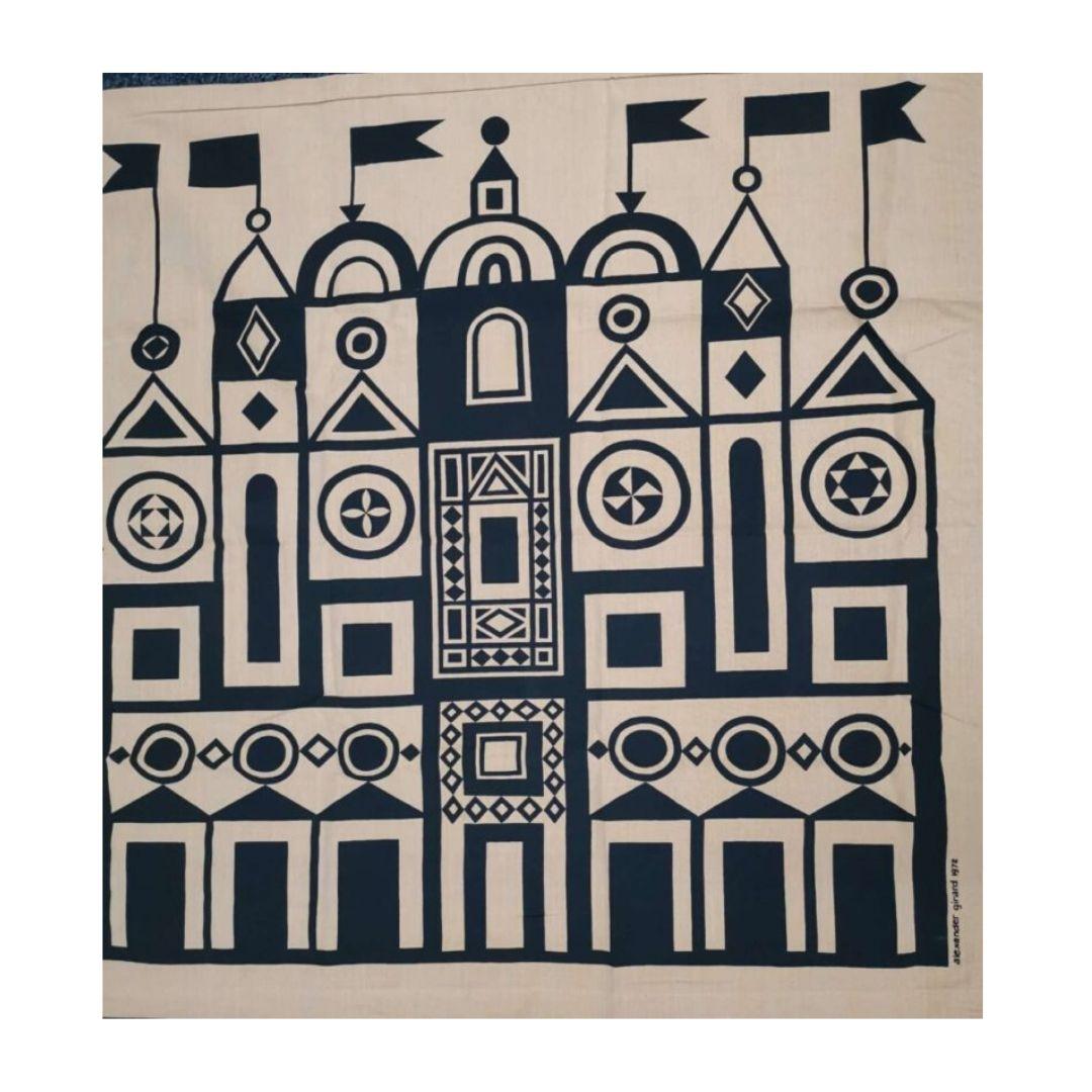 Palace Herman Miller Original Vintage Alexander Girard Environmental Enrichment Panel