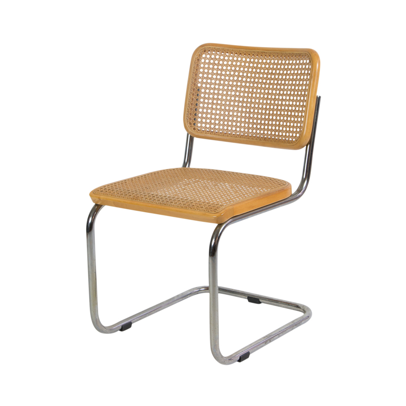 1930s Bauhaus cantilever chair by Thonet S43