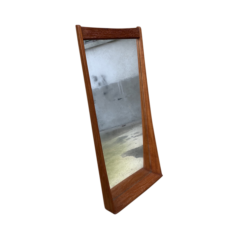 Teck mirror from Denmark, early 1960s