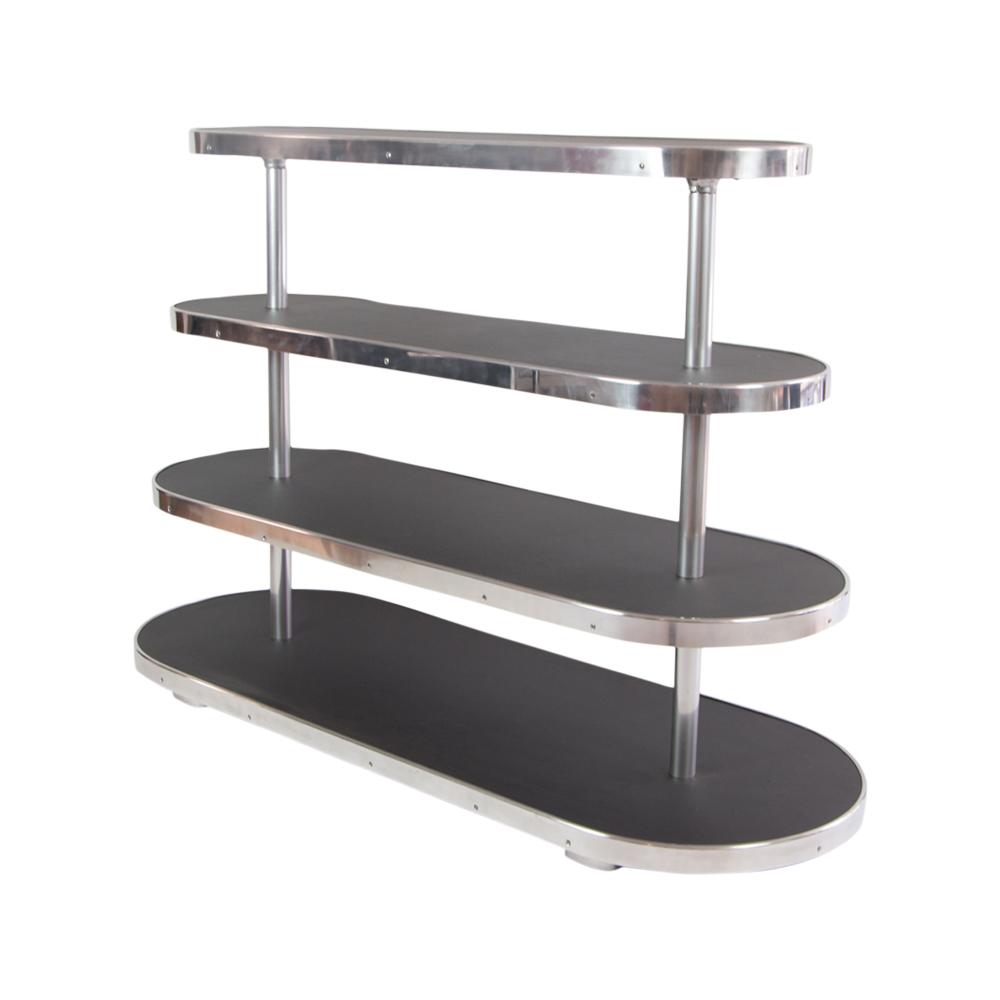 Bauhaus Style Shelf from 1950s