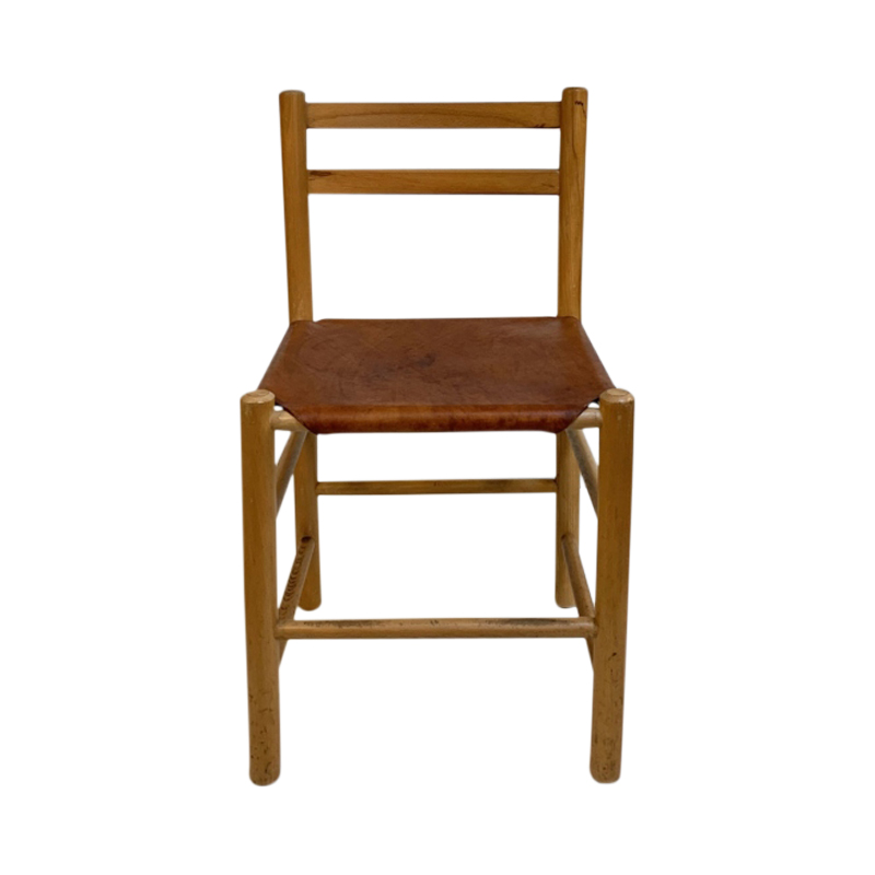 Set of 8 Scandinavian Chairs