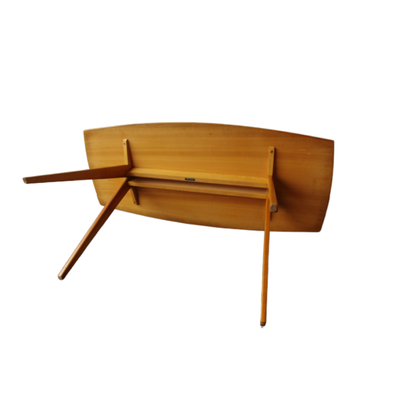 Coffee Table by Mobel Mann, 1960s