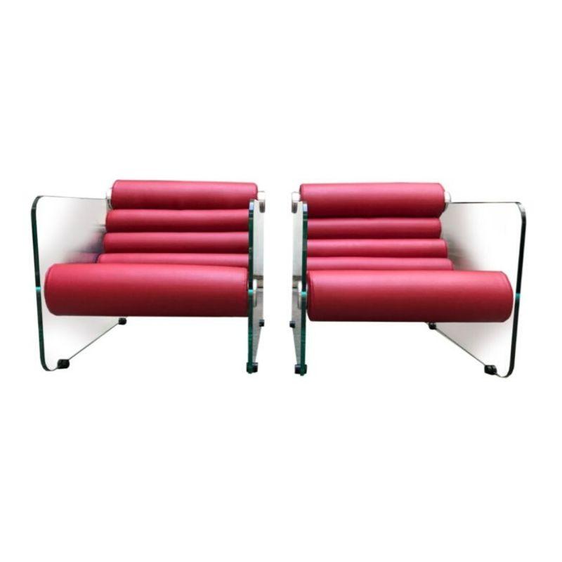 Pair of armchairs / Fabio Lenci