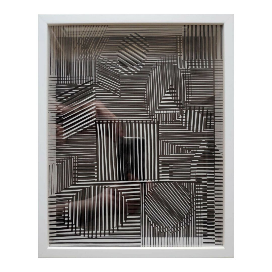 Kinetic Work by Victor Vasarely 5
