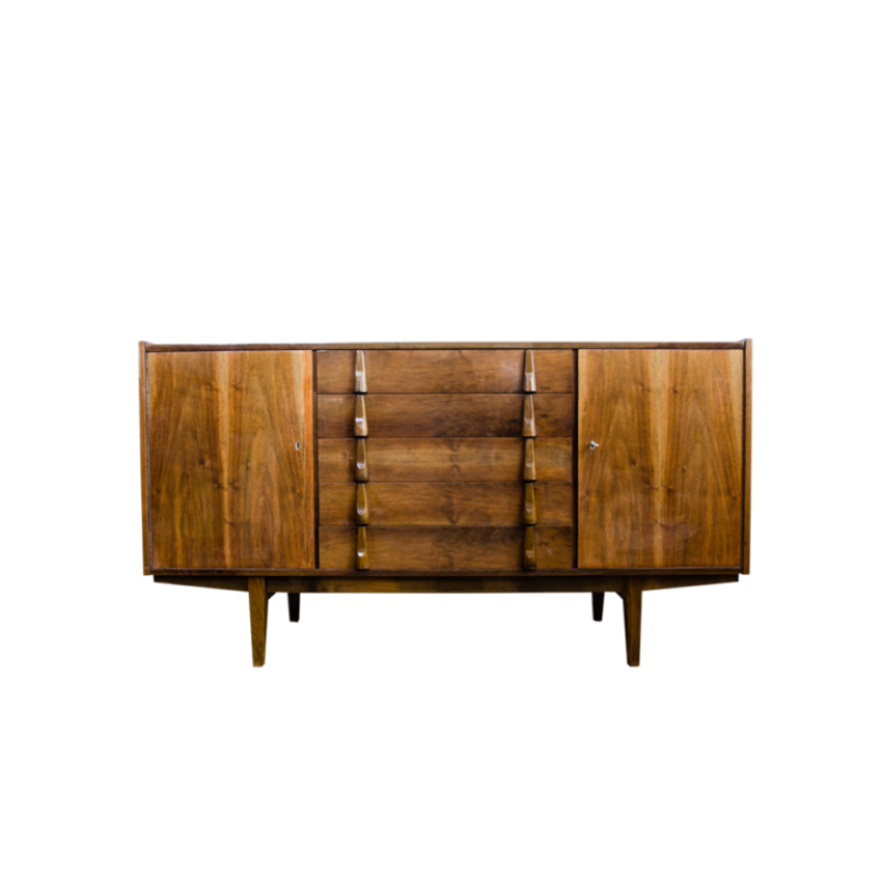 Sideboard by R. T. Hałas 1960's