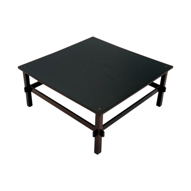 Signed 1950's Italian coffee table by Cassina