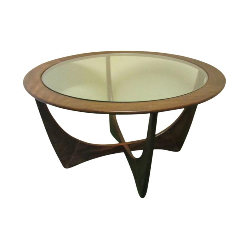 "Round coffee table ""Astro"""