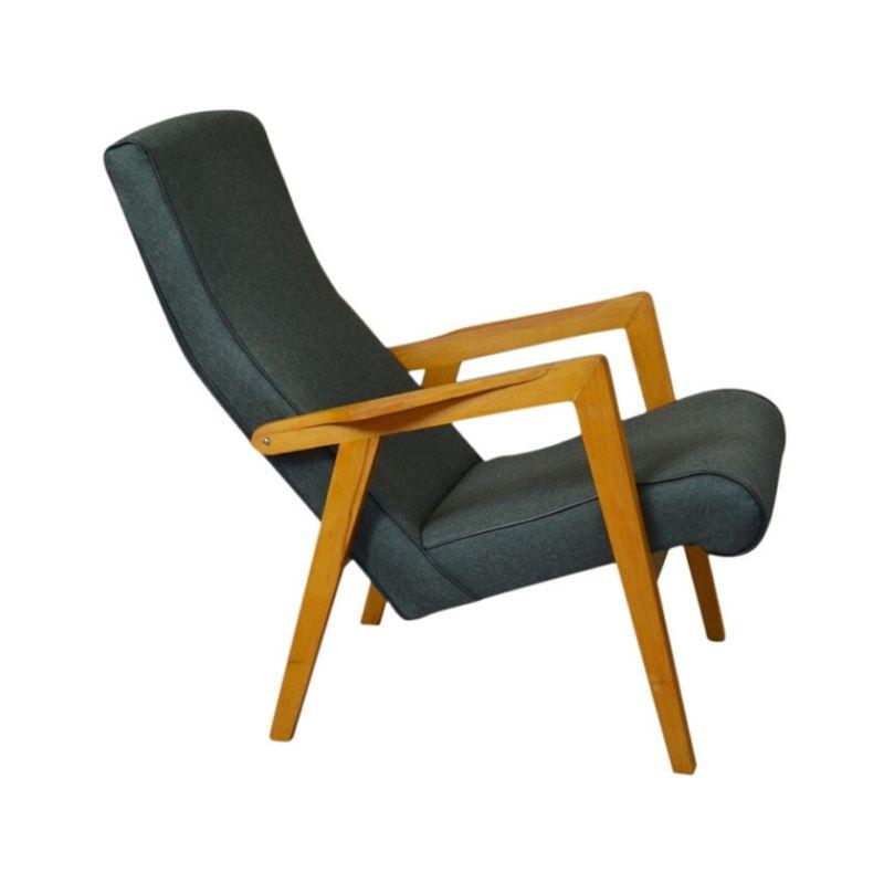 Lounge Chair by L.M. Koslauskaite Stapulioniene, 1959
