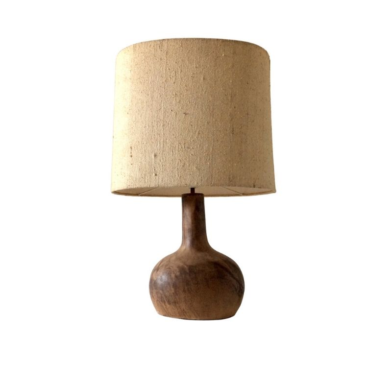 Scandinavian Design Ceramic Table Lamp 1970's
