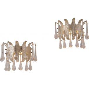 ernst-palme-wall-lights-for-palwa-a-pair-silver-plated-crystal-1960s-german