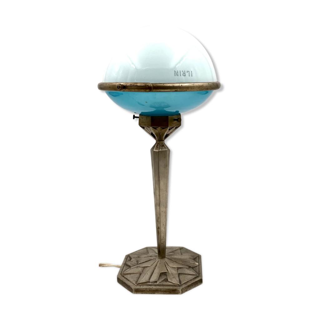 Ilrin Art Déco desk/table lamp Mod. 120, designed by L.BosiI & Cie, France, circa 1920