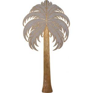 palm-crystal-and-brass-wall-light-palwa-1970