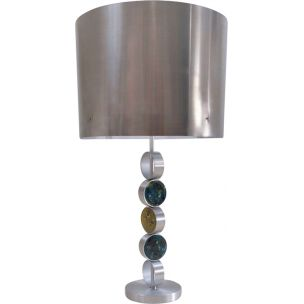 raak-table-lamp-by-nanny-still-aluminium-steel-glass-1970s-dutch