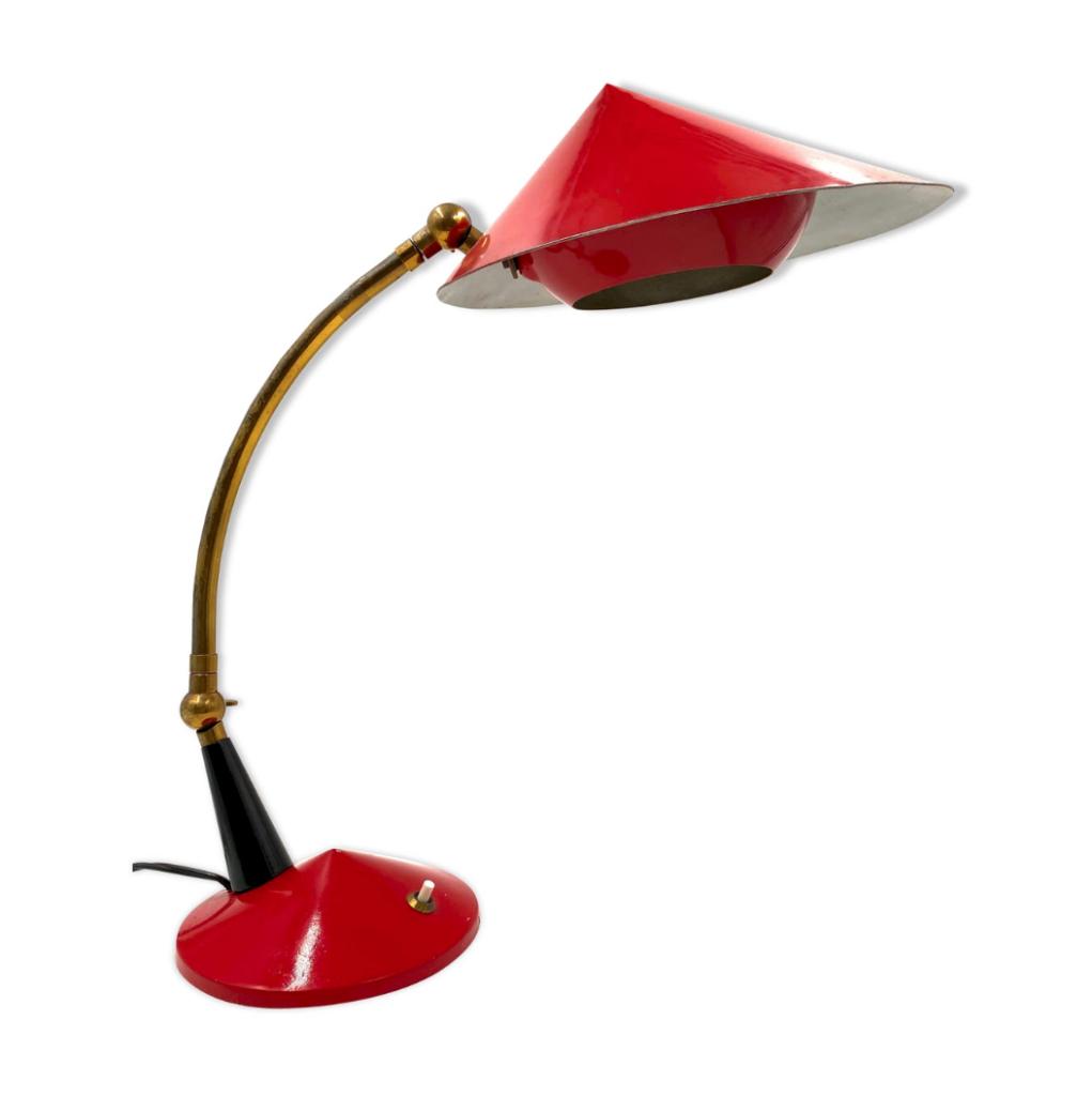 Stilux Mid-Century Executive Desk Lamp, circa 1960