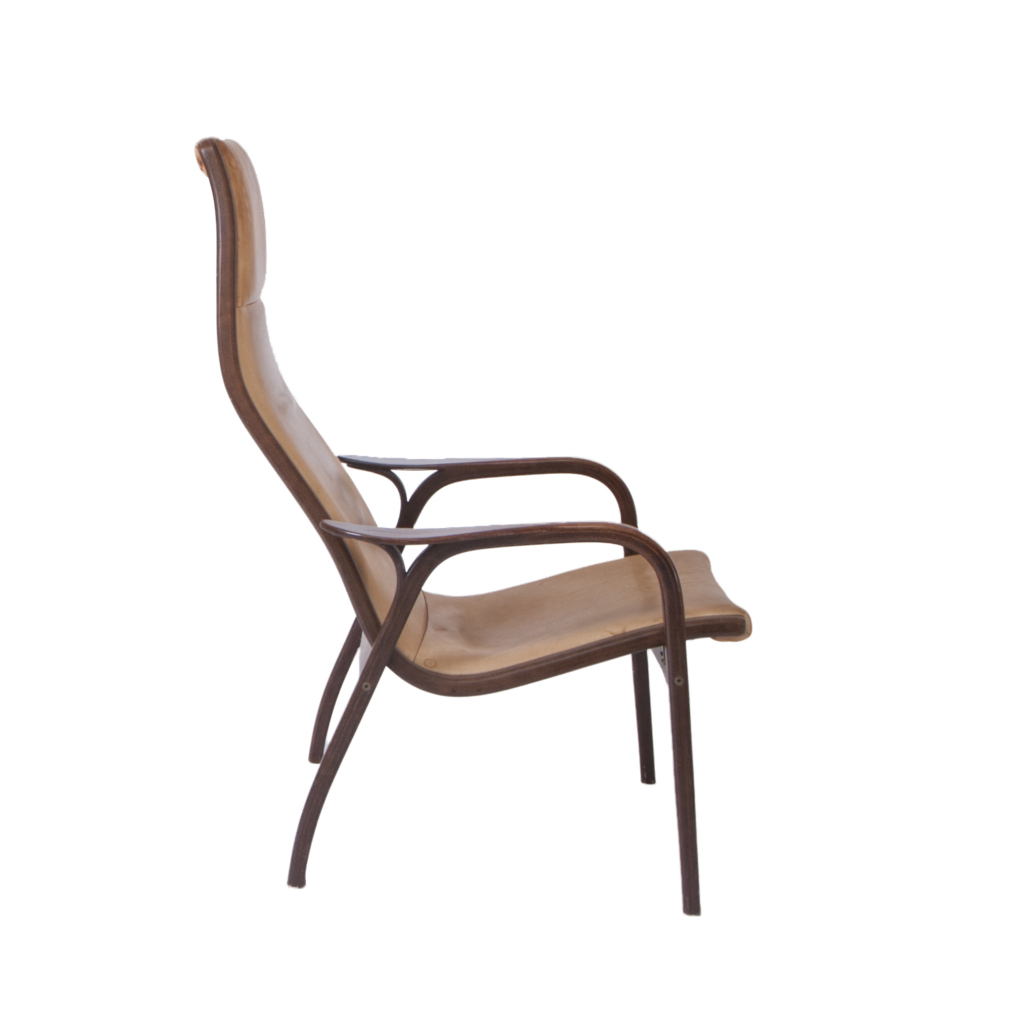 'Lamino' Armchair by Yngve Ekström