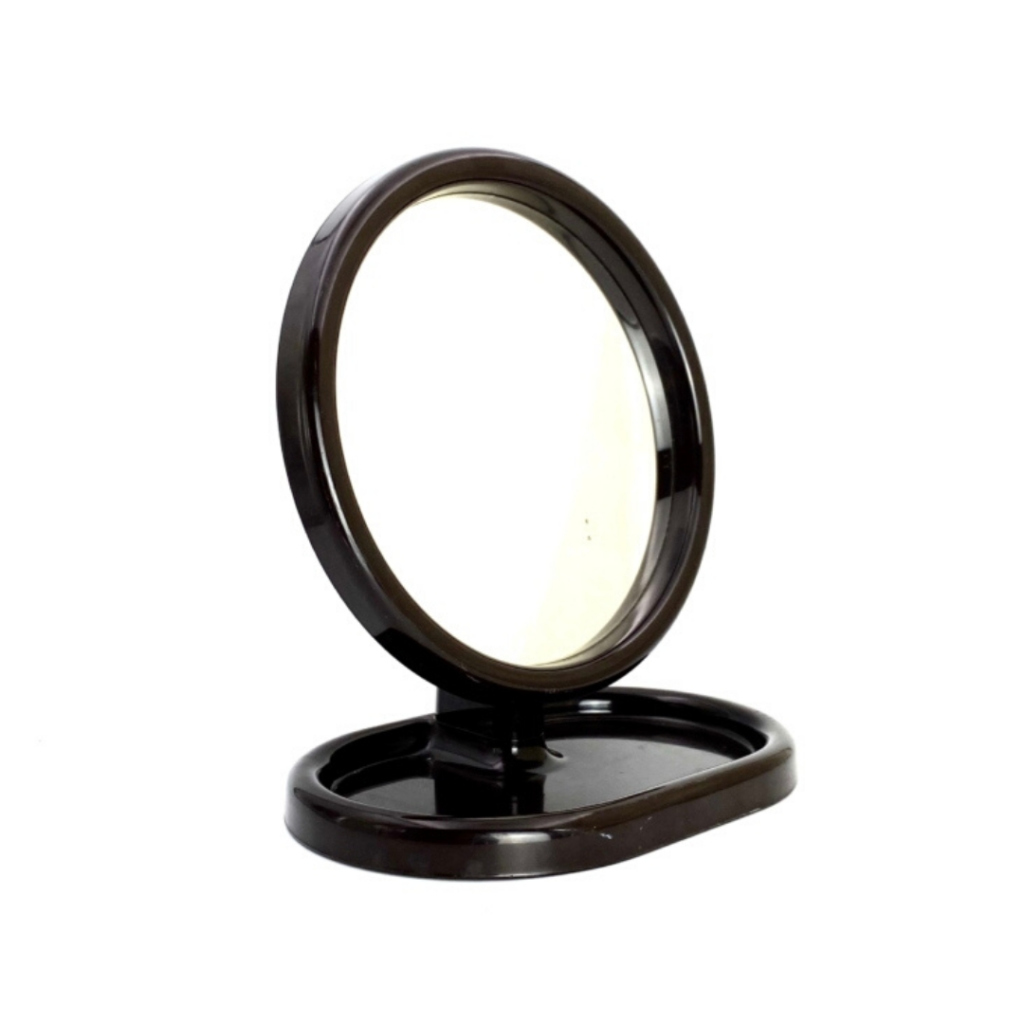 Table Mirror by Olaf von Bohr for Gedy, 1970's
