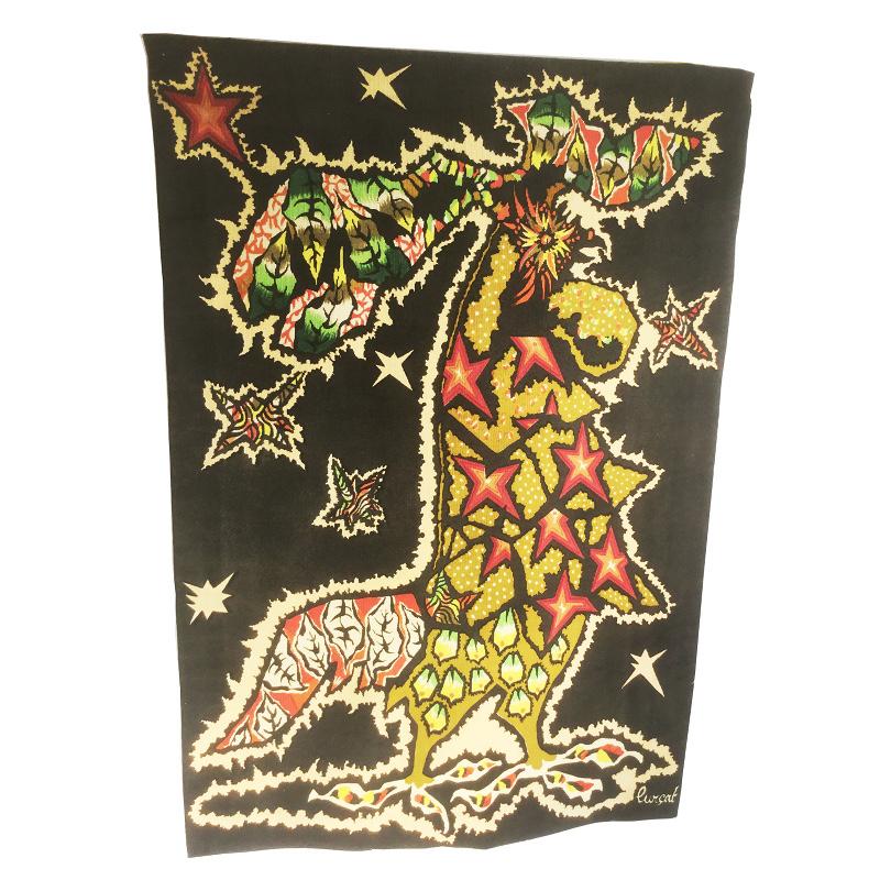 jean lurçat tapestry la fanfare (7)