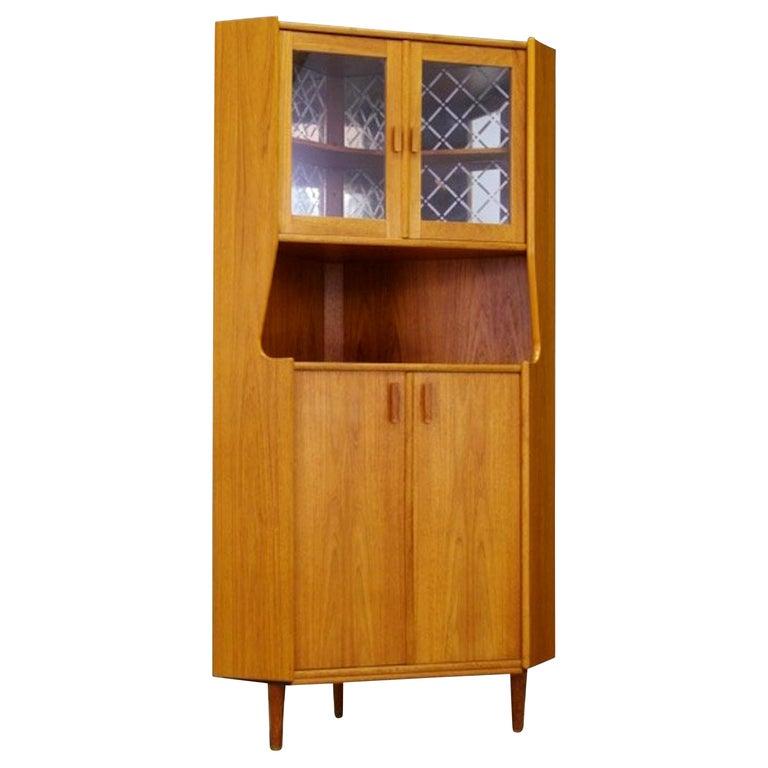 Cabinet teak, Danish design, 70's