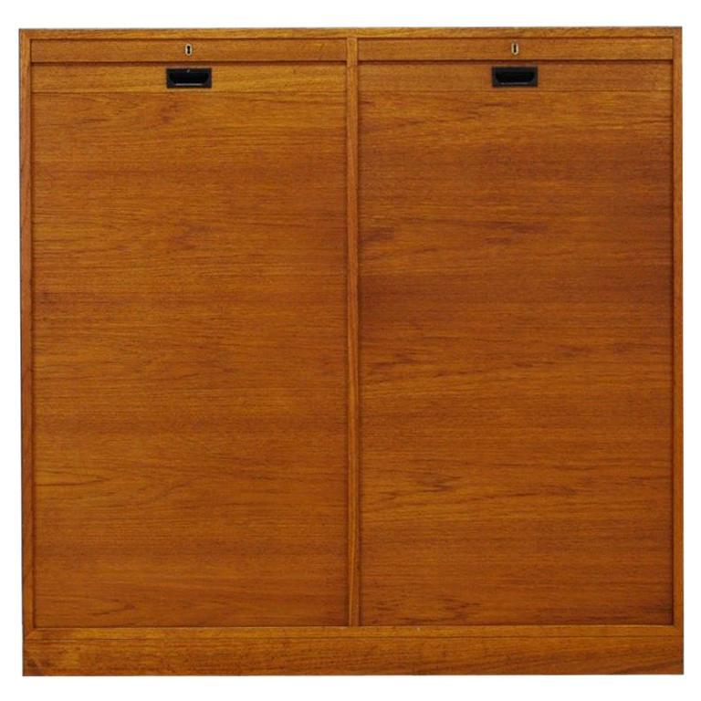 Cabinet teak, Danish design, 60's, producer: BS Møbelfabrik