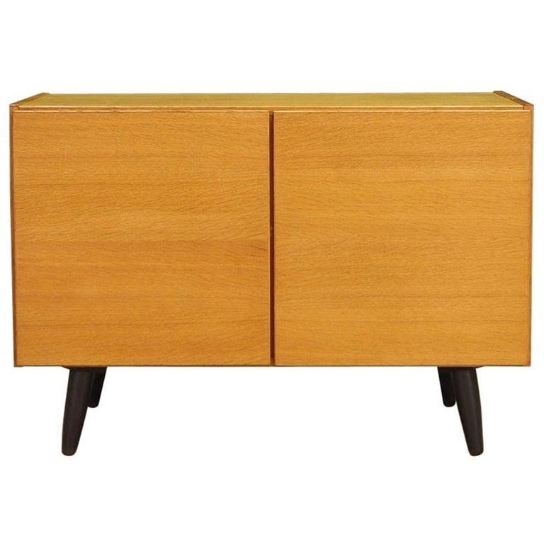 Cabinet ash, Danish design, 60's