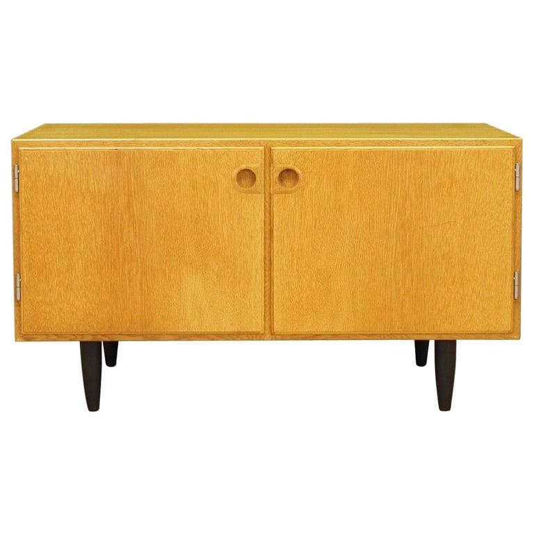 Cabinet ash, Danish design, 70's, designer: Svend Langkilde