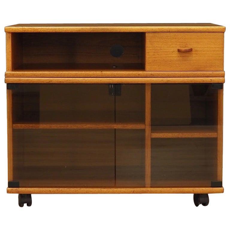 Cabinet RTV teak, Danish design, 60's