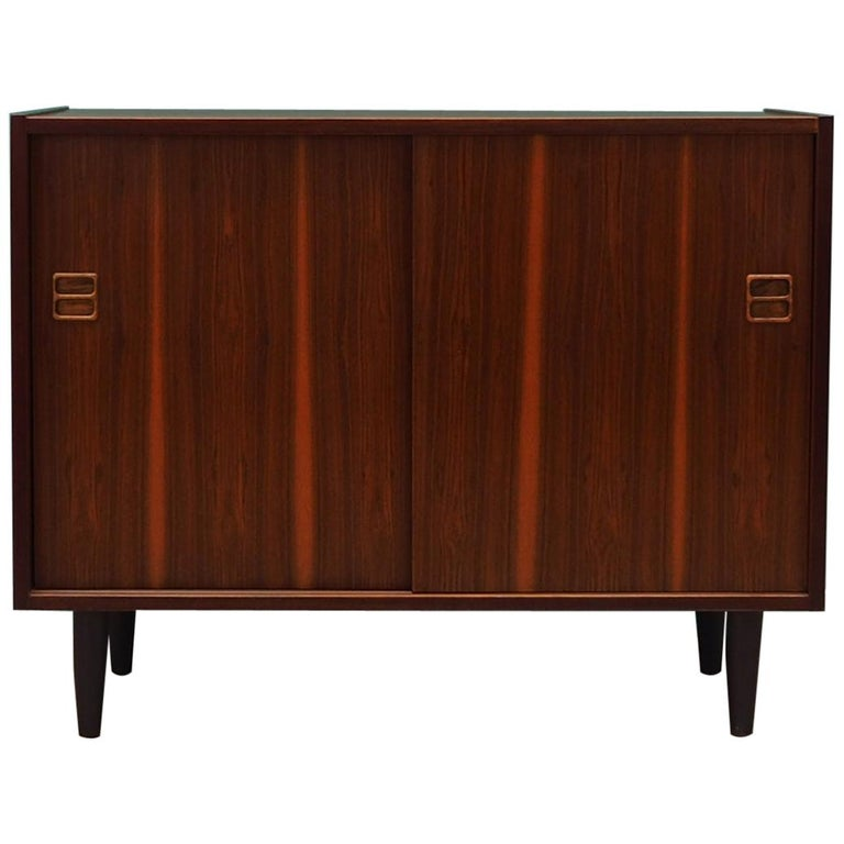 Cabinet rosewood, Danish design, 70's