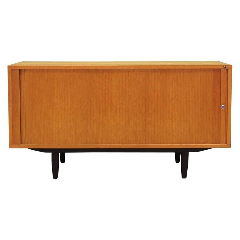 Cabinet ash, Danish design, 60's, producer: NIPU
