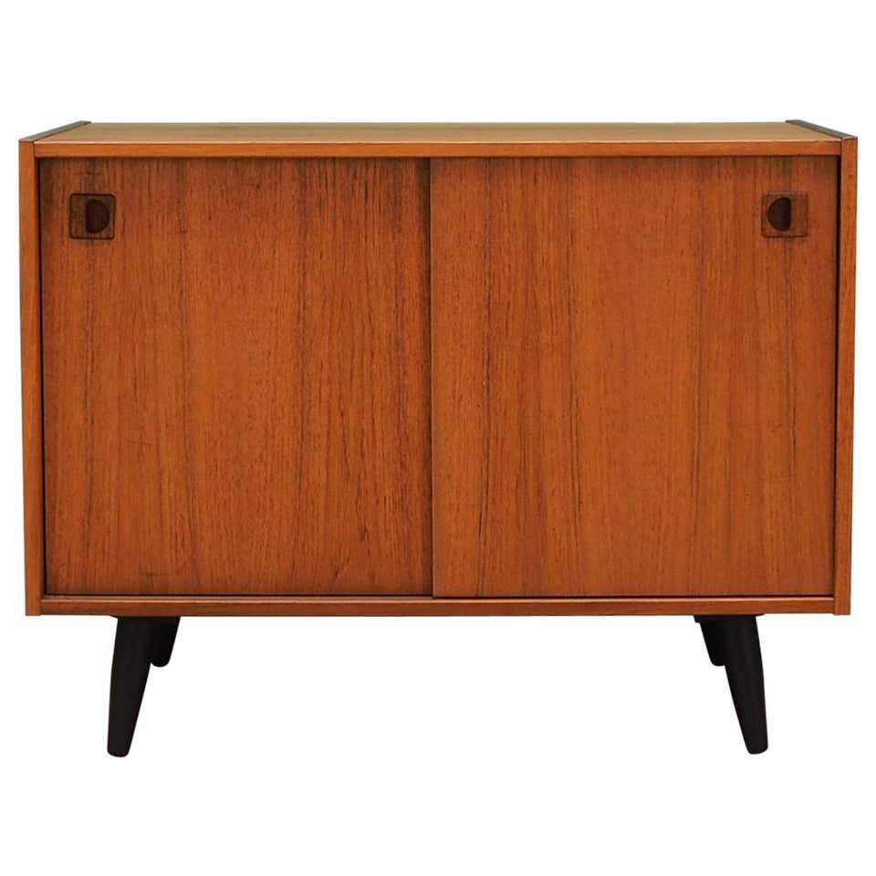 Cabinet teak, Danish design, 60's