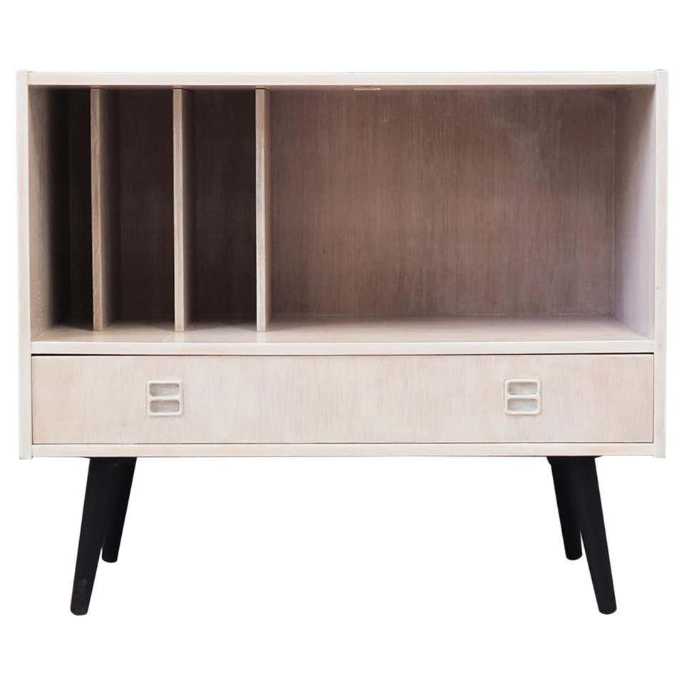 RTV cabinet ash, Swedish design, 60's