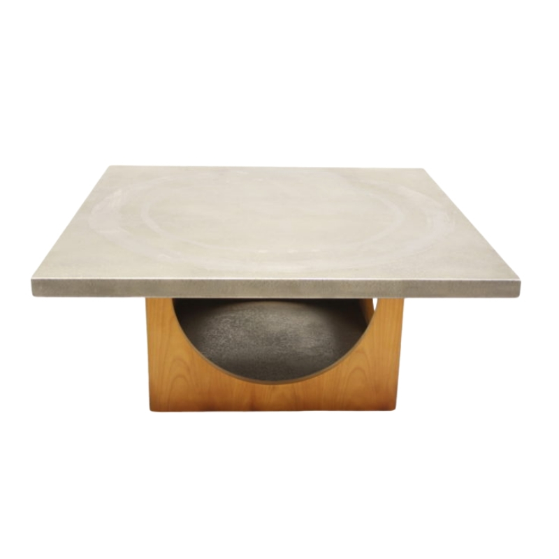 Heinz Lilienthal coffee table 1970's