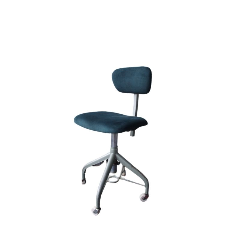 Industrial chair, Verkstad AB Lindqvist, Motala.
