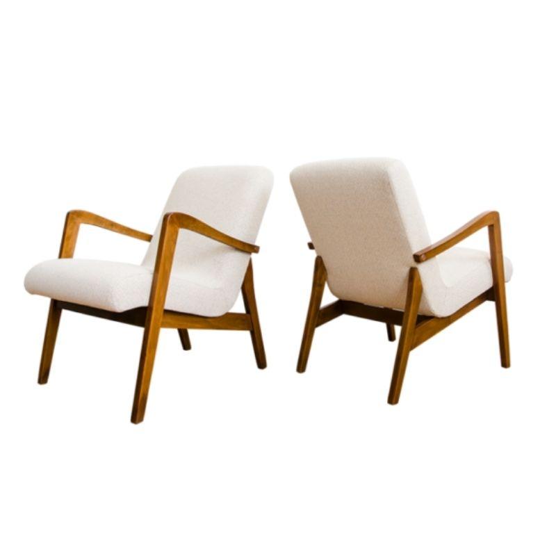 Pair Of Mid Century Armchairs 1960's