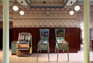 Bar Luce - Pinball Machines