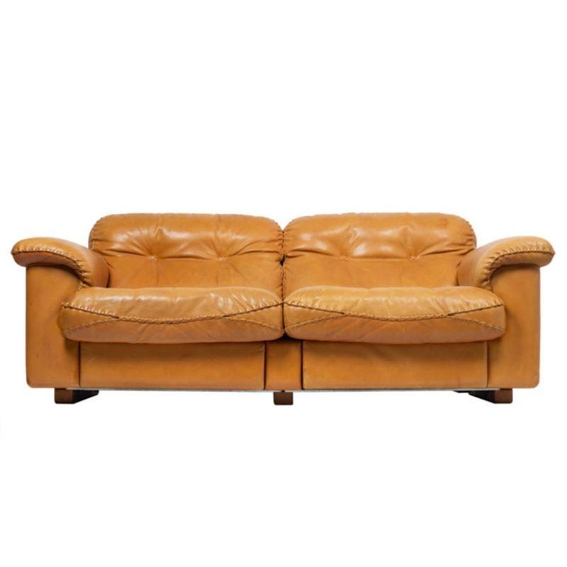 De Sede DS-101, 2 seats sofa 1960'S