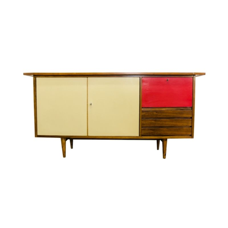 Sideboard By Bernard Malendowicz 1962