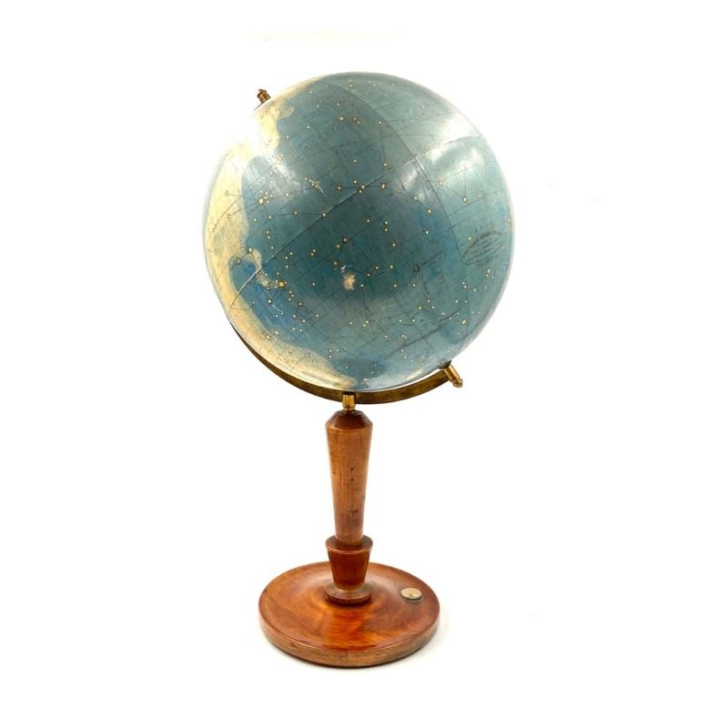 Celestial Globe, Prof. Johannes Riem, Columbus Verlag. Berlin, 1930