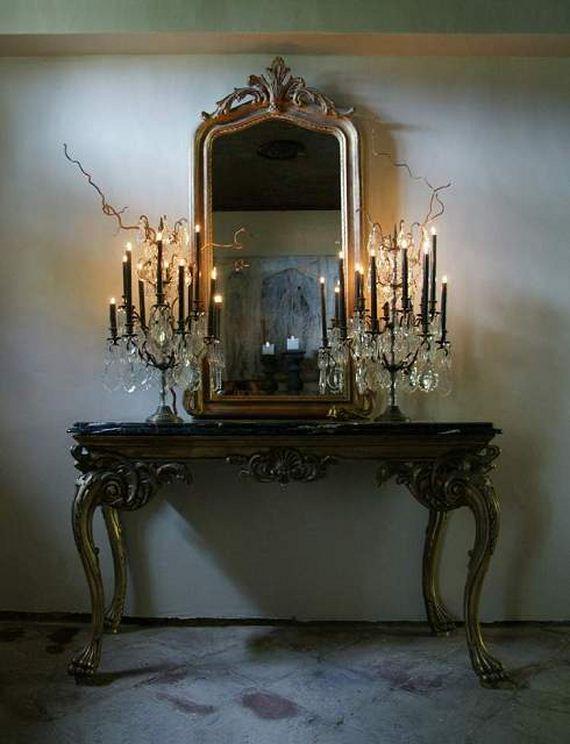 candles shadow lighting