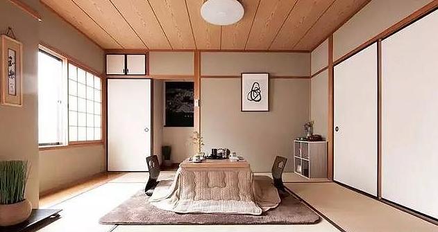 kotatsu warm up to enjoy winter interior