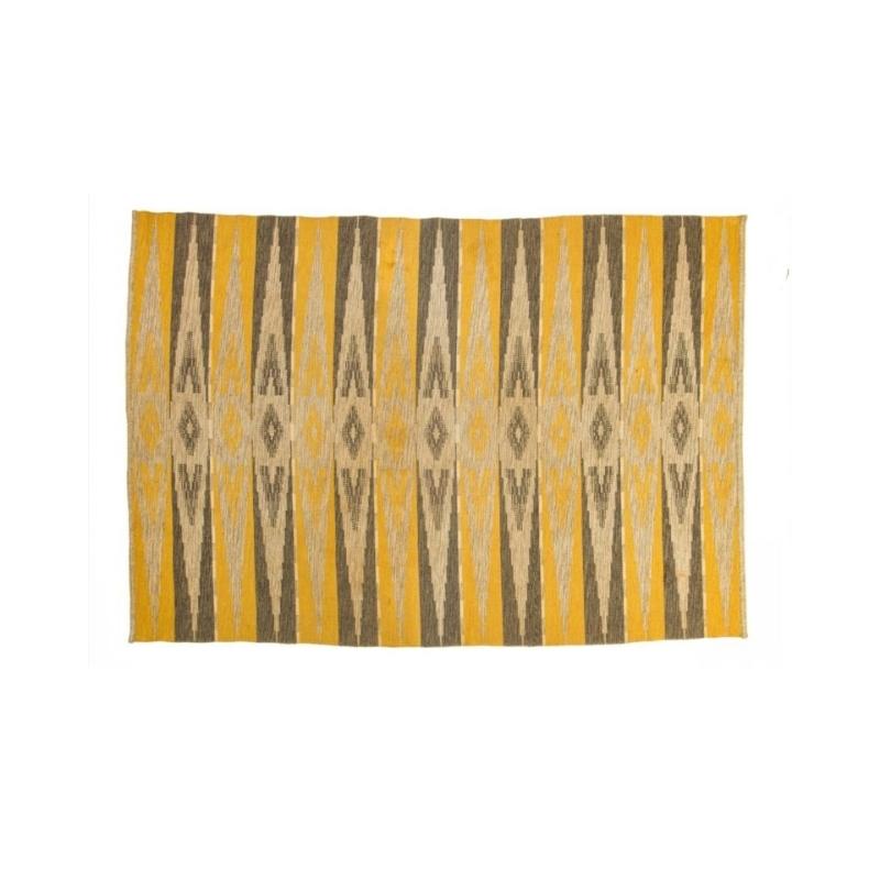 Scandinavian 20th century modern rug. 202 X 132 cm (79.53 X 51.97 in).