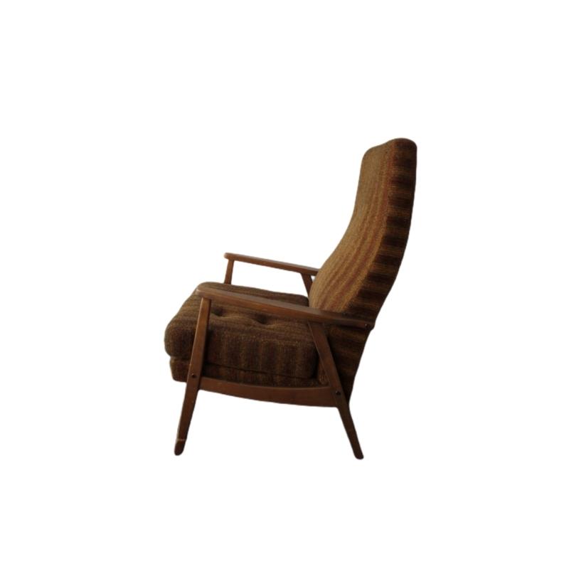 Scandinavian armchair from the 1960s.